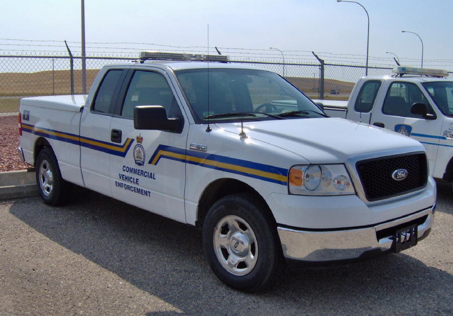 commercial vehicle enforcement