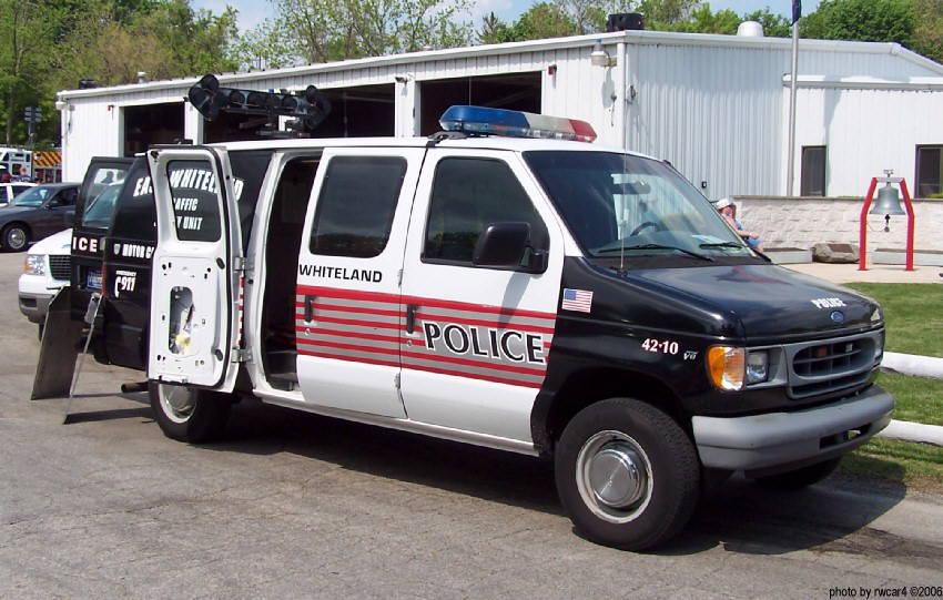 Police Car Photos