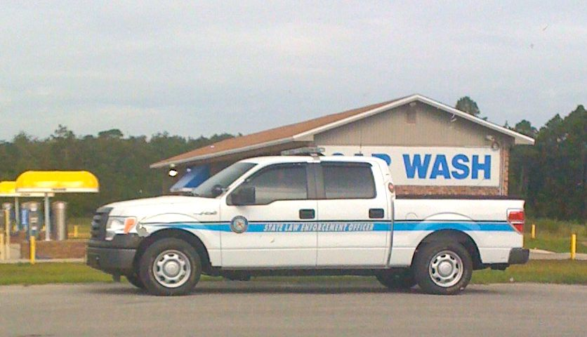 Police cars for Motor carrier compliance florida