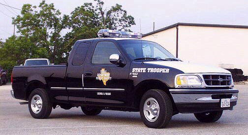 Police Car Website >> Texas DPS Highway Patrol Truck Enforcement