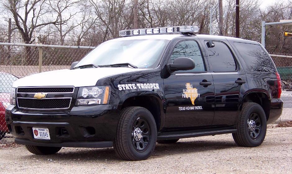 Texas DPS Highway Patrol Truck Enforcement