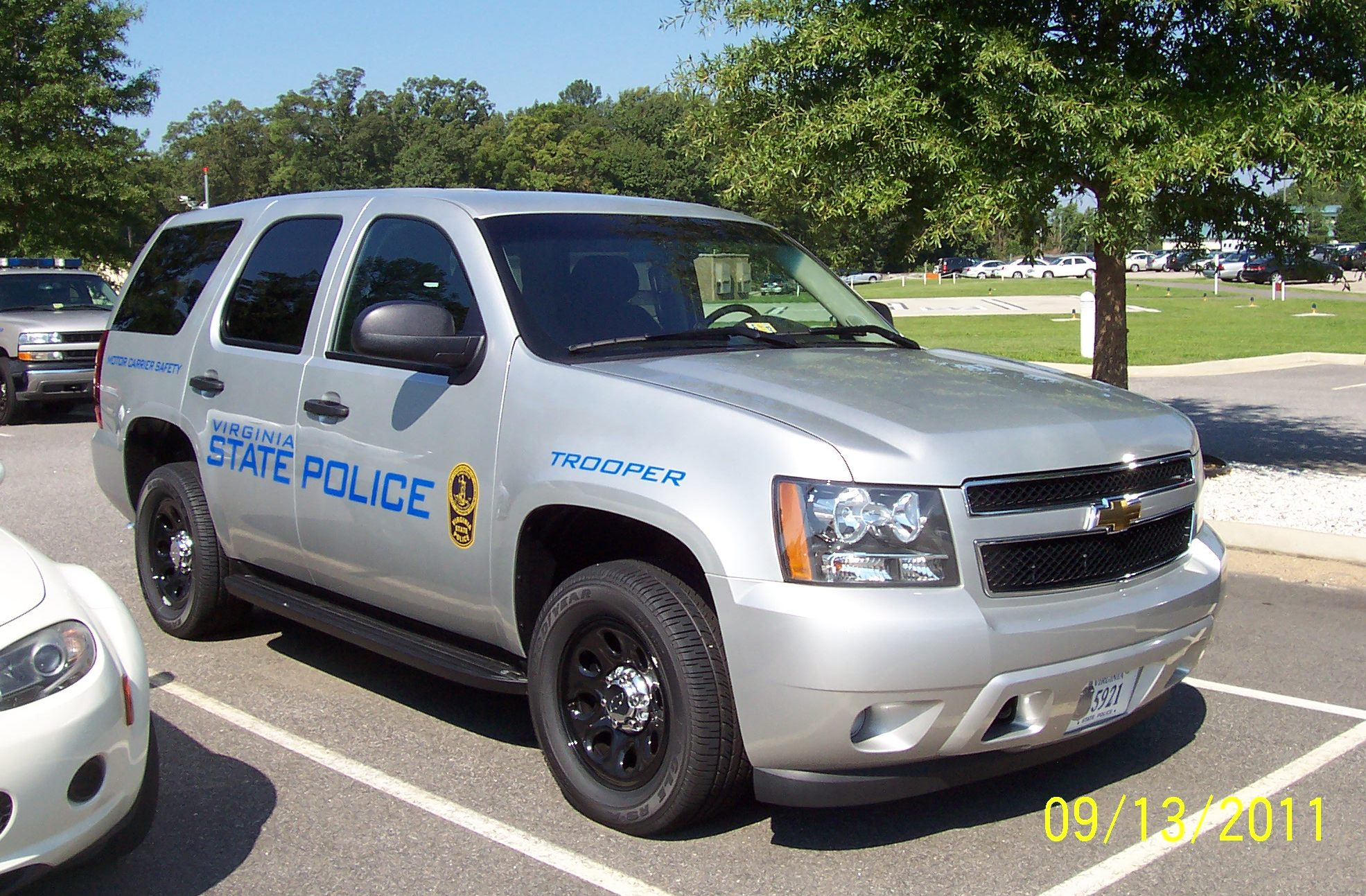 Police Cars Commercial Vehicle Enforcement